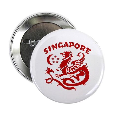 Singapore Dragon Button