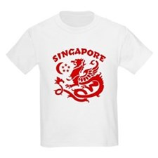 Singapore Dragon Kids T-Shirt