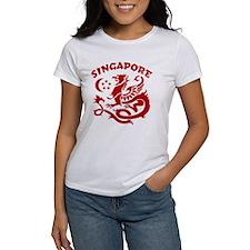 Singapore Dragon Tee