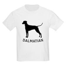 Dalmatian Kids T-Shirt