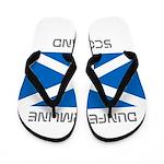 Dunfermline Scotland Flip Flops