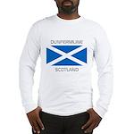 Dunfermline Scotland Long Sleeve T-Shirt