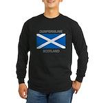 Dunfermline Scotland Long Sleeve Dark T-Shirt