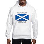 Dunfermline Scotland Hooded Sweatshirt