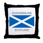 Dunfermline Scotland Throw Pillow