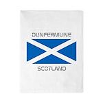 Dunfermline Scotland Twin Duvet
