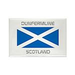 Dunfermline Scotland Rectangle Magnet (100 pack)