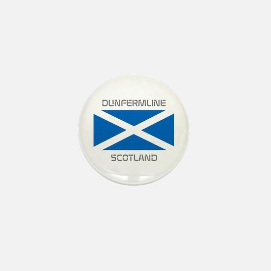 Dunfermline Scotland Mini Button