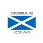 Dunfermline Scotland Postcards (Package of 8)