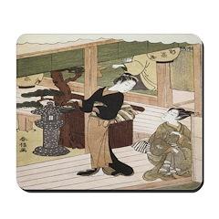 Eirakuan Teahouse Mousepad