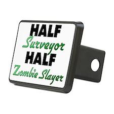 Half Surveyor Half Zombie Slayer Hitch Cover