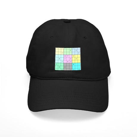 Sudoku Black Cap