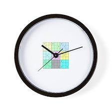 Sudoku Wall Clock