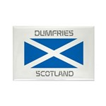 Dumfries Scotland Rectangle Magnet (100 pack)