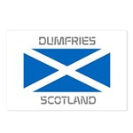 Dumfries Scotland Postcards (Package of 8)