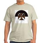 Templar Beauseant Ash Grey T-Shirt