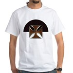 Templar Beauseant White T-Shirt