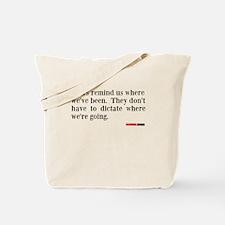 Scars Tote Bag
