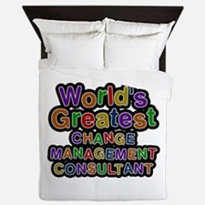 World's Greatest CHANGE MANAGEMENT CONSULTANT Quee