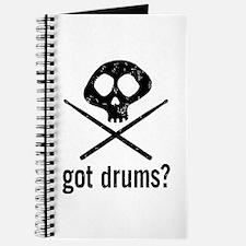 Got Drums? Journal