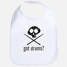 Got Drums? Bib