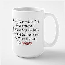 Eighth day Gastrology nurses Mugs