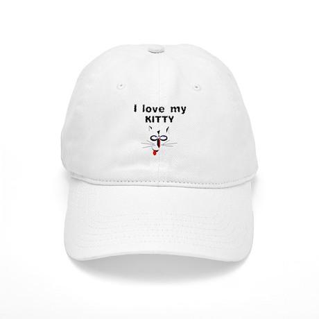 I Love My Kitty - Cap