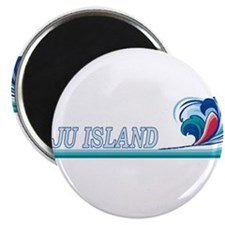 "Korea vacation 2.25"" Magnet (10 pack)"
