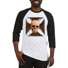 Skull & Cross Baseball Jersey