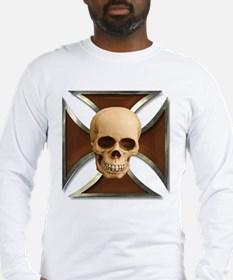 Skull & Cross Long Sleeve T-Shirt