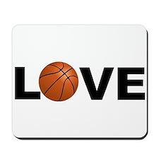 Basketball Love Mousepad