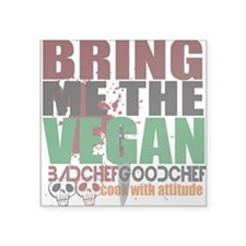 Bring Me The Vegan Sticker