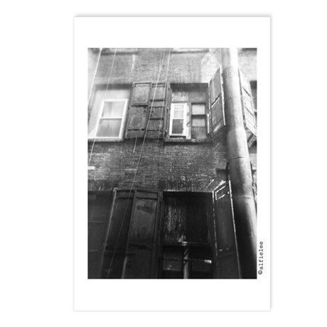 """Windows"" Postcards (Package of 8)"