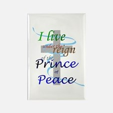 Prince Of Peace Rectangle Magnet