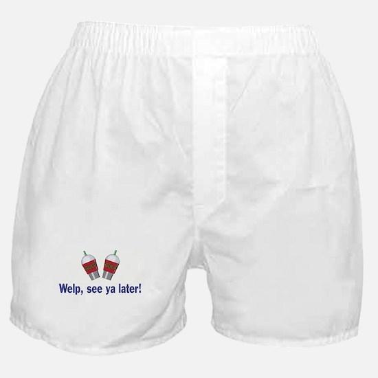 Welp, See Ya Later Boxers