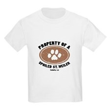 St. Weiler dog Kids T-Shirt