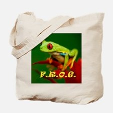 "New Generation ""FROG"" Tote Bag"