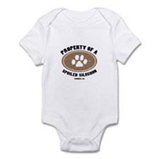 Silkchon dog Infant Bodysuit