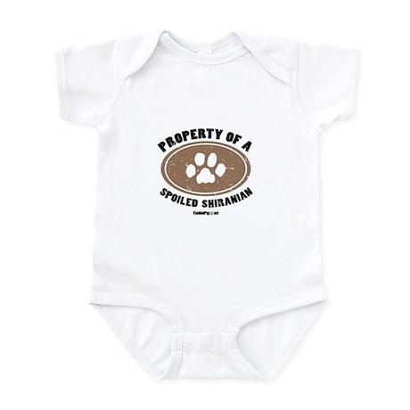 Shiranian dog Infant Bodysuit