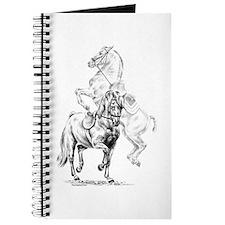 Elegant Horse Journal / Sketch Book