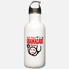 Obamacare Water Bottle