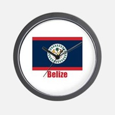 Belize Gifts Wall Clock