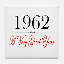 1962 Tile Coaster
