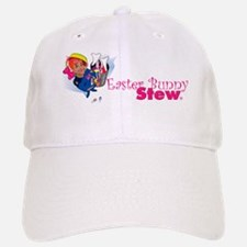 Easter Bunny Stew Baseball Baseball Cap