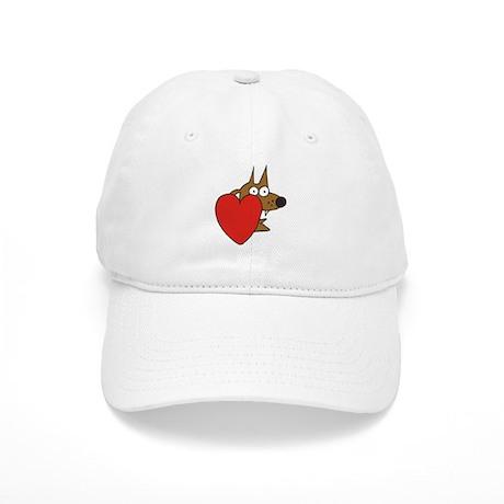 Love Dog Cap