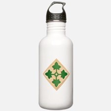 SSI - 4th Infantry Division Water Bottle