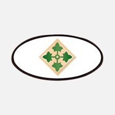 SSI - 4th Infantry Division Patches