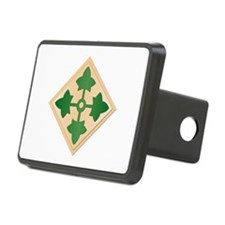 SSI - 4th Infantry Division Hitch Cover