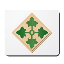 SSI - 4th Infantry Division Mousepad