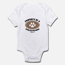 Pugshire dog Infant Bodysuit